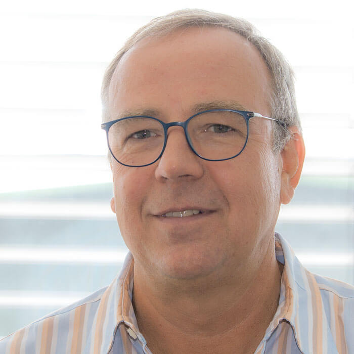 Portrait Michael Rosenberg