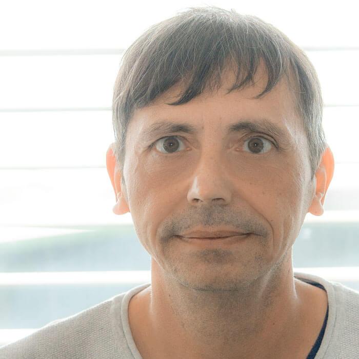 Portrait Stephan Scherhag